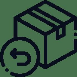 returns icon flatelements - Simplife