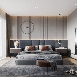 custom made bedroom