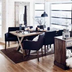 custom made dining room