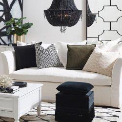 custom made living room