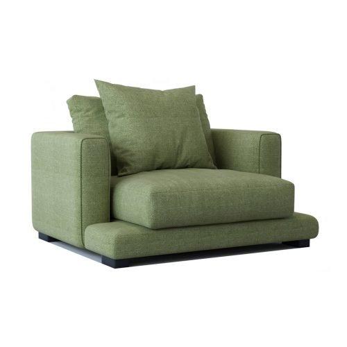 Maxwell Arm chair FLAM1GRASS - Simplife