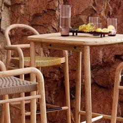 outdoor bar tables