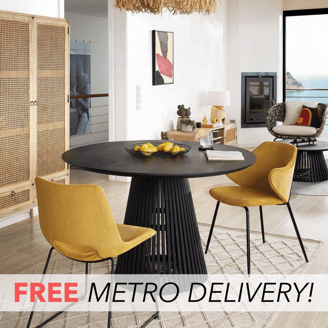 FREE metro shipping